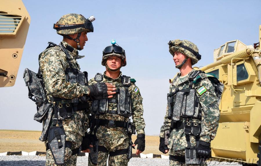 Спустя 12 лет: российско-узбекские военные учения пройдут вУзбекистане