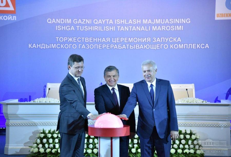 Медведев: ЭкономикамРФ иУзбекистана реализация проектов наКандымсом ГПК принесет пользу