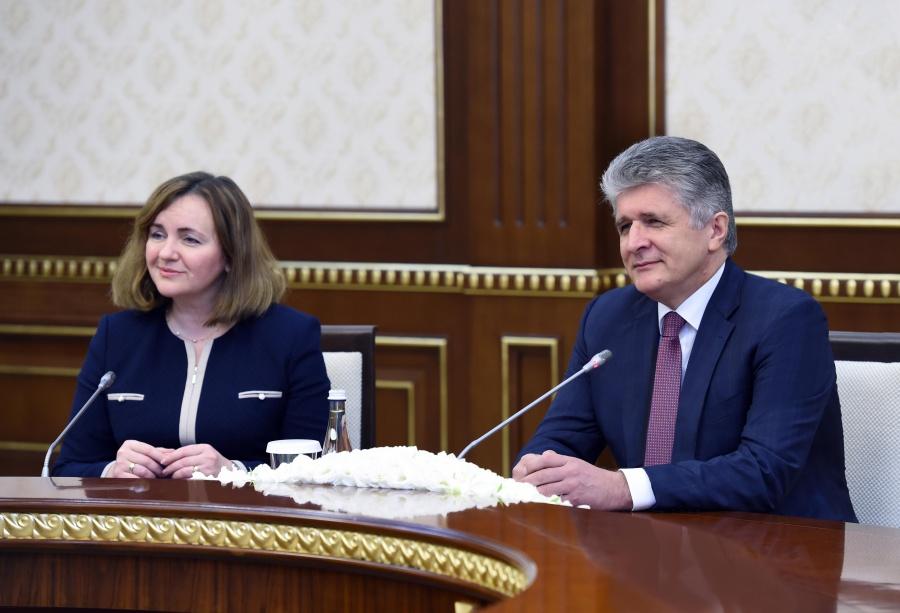 Руководителя МИД Центральной Азии иЕС обсудили вопросы сотрудничества